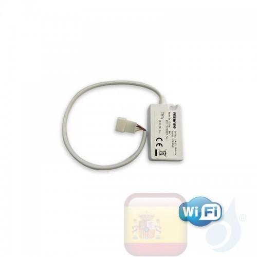 Hisense Interfaz Wi-Fi...