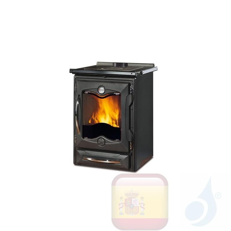 Estufa de cocina La Nordica Cucinotta 9.1 kW Negro